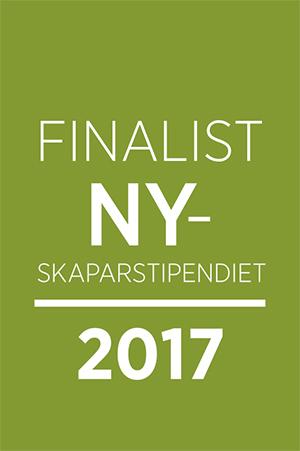 Finalist nyskaparstipendiet 2017
